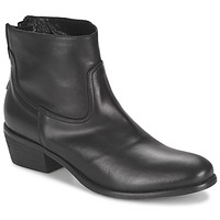 Skor Dam Boots Meline SOFMET Svart