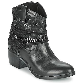 Skor Dam Boots Mimmu KAL Svart