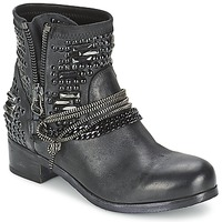 Skor Dam Boots Mimmu LIL Svart