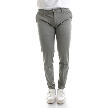 textil Herr Chinos / Carrot jeans Re-hash P249-2389 Grey