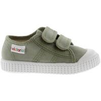 Skor Barn Sneakers Victoria 136606 Grön