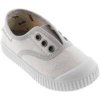 Skor Barn Sneakers Victoria 1366118 Silver