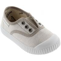 Skor Barn Sneakers Victoria 1366118 Beige