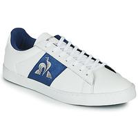 Skor Dam Sneakers Le Coq Sportif ELSA Vit / Blå