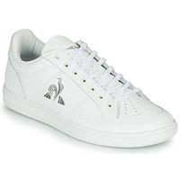 Skor Dam Sneakers Le Coq Sportif COURT CLAY W Vit