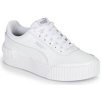 Skor Dam Sneakers Puma CARINA LIFT Vit