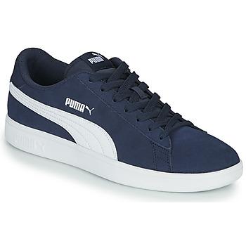 Skor Herr Sneakers Puma SMASH Marin