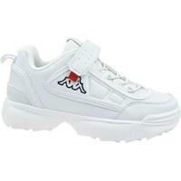 Skor Barn Sneakers Kappa Rave NC K Vit