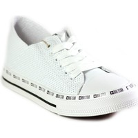 Skor Dam Sneakers Big Star FF274024 Vit