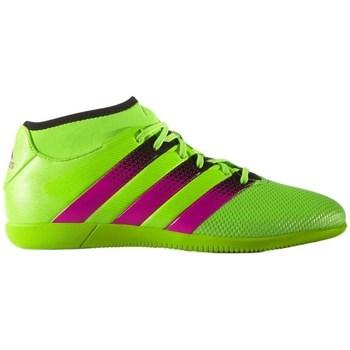 Skor Herr Fotbollsskor adidas Originals Ace 163 Primemesh IN Svarta, Gröna, Rosa