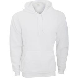 textil Sweatshirts Bella + Canvas CA3719 Vit