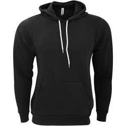 textil Sweatshirts Bella + Canvas CA3719 Svart