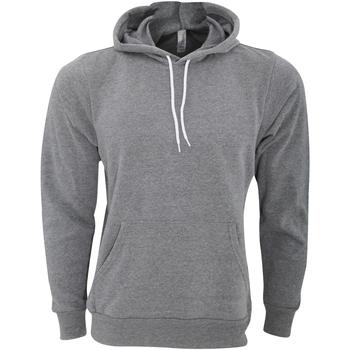 textil Sweatshirts Bella + Canvas CA3719 Grått