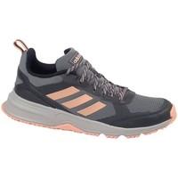 Skor Dam Löparskor adidas Originals Rockadia Trail 30 Gråa
