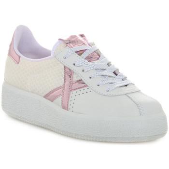 Skor Dam Sneakers Munich 037 BARRU SKY Bianco