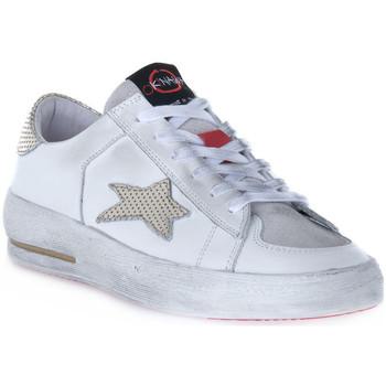 Skor Dam Sneakers Ishikawa OKINAWA BASKET Bianco