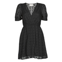 textil Dam Korta klänningar Moony Mood ACTINE Svart