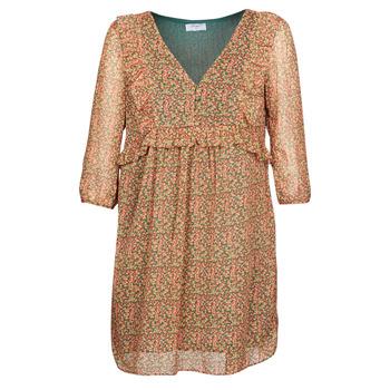 textil Dam Korta klänningar Betty London MOUTI Flerfärgad