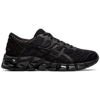Skor Barn Sneakers Asics Baskets enfant  Gel-Quantum 360 5 noir/noir