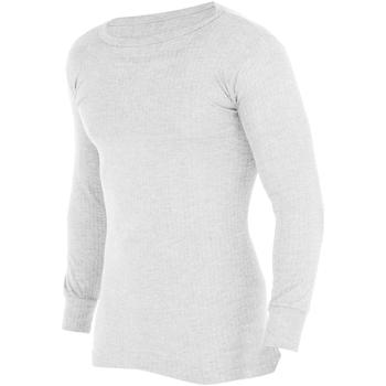 textil Herr Sweatshirts Floso  Vit