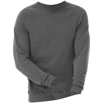 textil Sweatshirts Bella + Canvas CA3901 Grå triblend