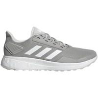 Skor Herr Sneakers adidas Originals Duramo 9 Vit,Gråa