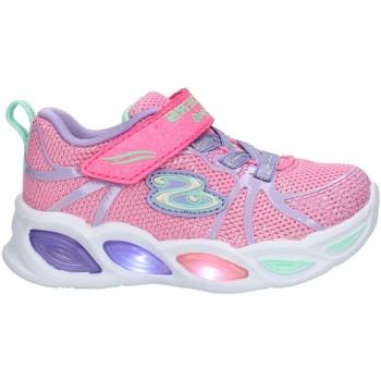 Skor Barn Sneakers Skechers 302042 Pink