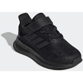 Skor Barn Sneakers adidas Originals Runfalcon I Svarta