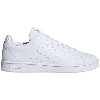 Skor Herr Sneakers adidas Originals Advantage Base Vit