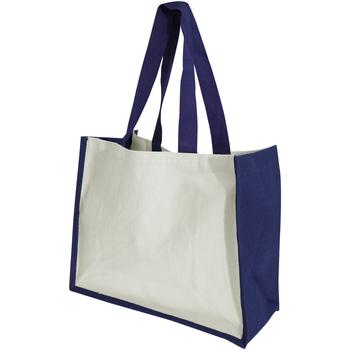 Väskor Dam Shoppingväskor Westford Mill W422 Marinblått