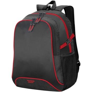 Väskor Ryggsäckar Shugon SH7677 Svart/röd
