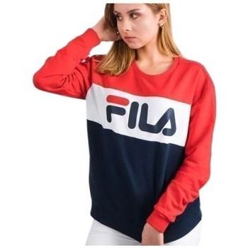 textil Dam Sweatshirts Fila Leah Crew Sweat
