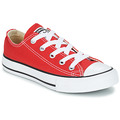 Skor Barn Sneakers Converse CHUCK TAYLOR ALL STAR CORE OX Röd