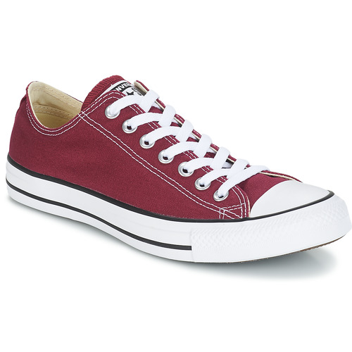 Skor Sneakers Converse CHUCK TAYLOR ALL STAR CORE OX Bordeaux