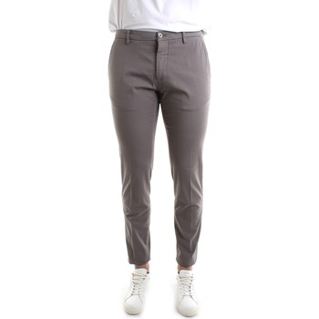 textil Herr Chinos / Carrot jeans Mason's 9PN2A4973 Grey