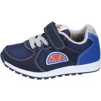 Skor Pojkar Sneakers Ellesse BN663 Blå