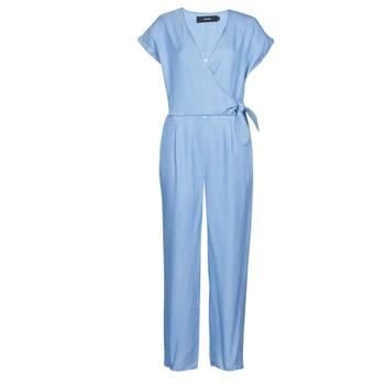 textil Dam Uniform Vero Moda VMLAURA Blå / Ljus