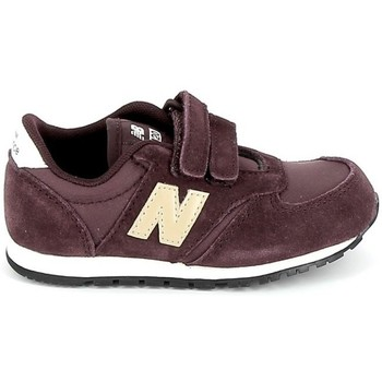 Skor Barn Sneakers New Balance IV420 BB Bordeaux Röd