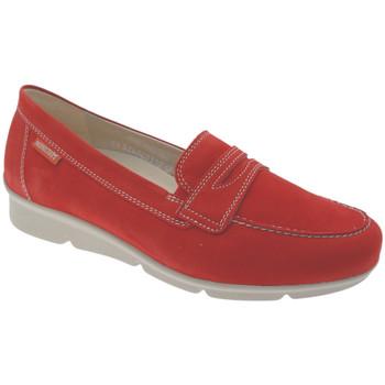 Skor Dam Loafers Mephisto MEPHDIVAro rosso