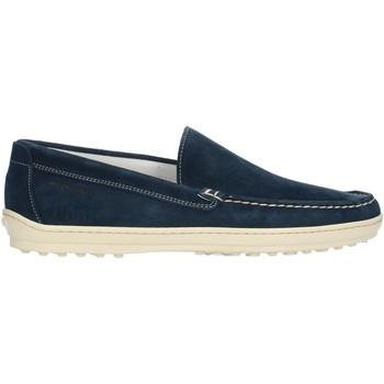 Skor Herr Loafers IgI&CO 51113 Blue