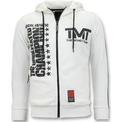 textil Herr Sweatshirts Local Fanatic Training Vest TMT Floyd Mayweather Vit