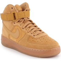 Skor Barn Höga sneakers Producent Niezdefiniowany Nike Air Force 1 High LV8 3 (GS) CK0262-700 brown