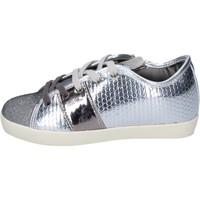Skor Flickor Sneakers Enrico Coveri Sneakers BN689 Silver