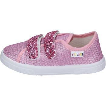 Skor Flickor Sneakers Enrico Coveri Sneakers BN694 Rosa
