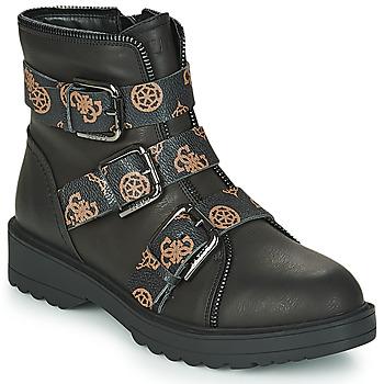Skor Dam Boots Guess WENDY Svart