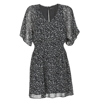 textil Dam Korta klänningar Ikks BR30075 Svart