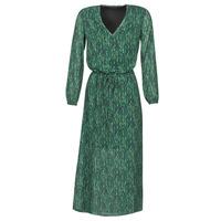 textil Dam Långklänningar Ikks BR30095 Grön