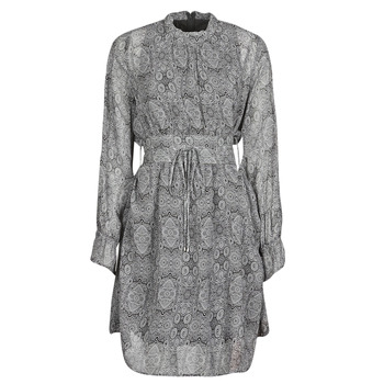textil Dam Korta klänningar Ikks BR30165 Grå