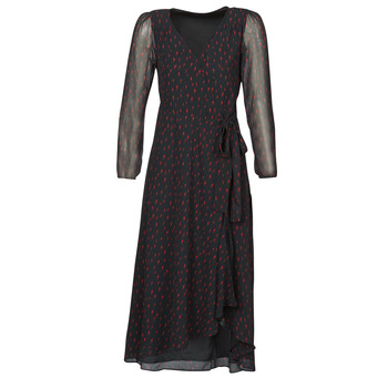 textil Dam Långklänningar Ikks BR30225 Svart
