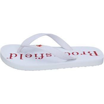 Skor Pojkar Sandaler Brooksfield sandali gomma Bianco